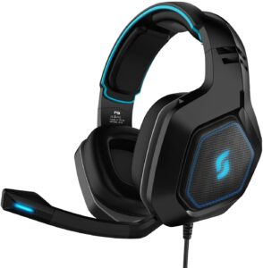Sliq Gaming Scorpio - Gamer-Type Headphone