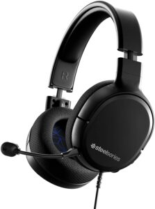 SteelSeries Arctis 1 - Decent Gaming Headphone