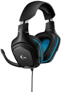 Logitech G432 - Good Looking Gaming Headphone