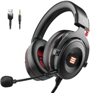 EKSA E900 - Futuristic-Looking Gaming Headphone