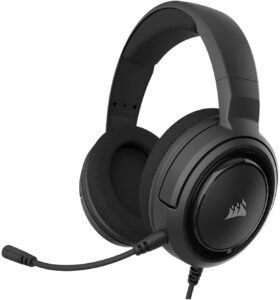 Corsair HS35 - Decent Gaming Headphone
