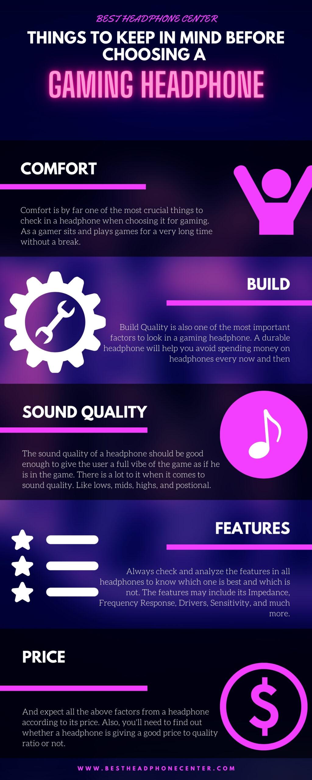 Things to Keep in Mind Before Choosing a Gaming Headphone (1)