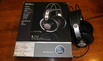 AKG PRO K702 with Box