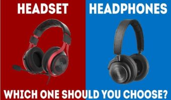 Difference between gaming headset vs headphone - Featured-Image