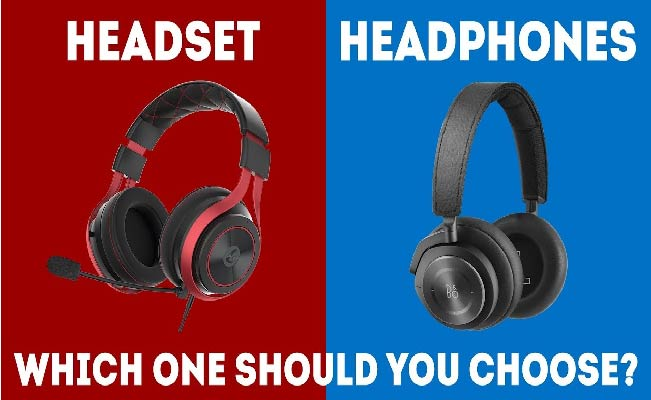 Featured Image for Difference between Gaming Headsets vs Headphones