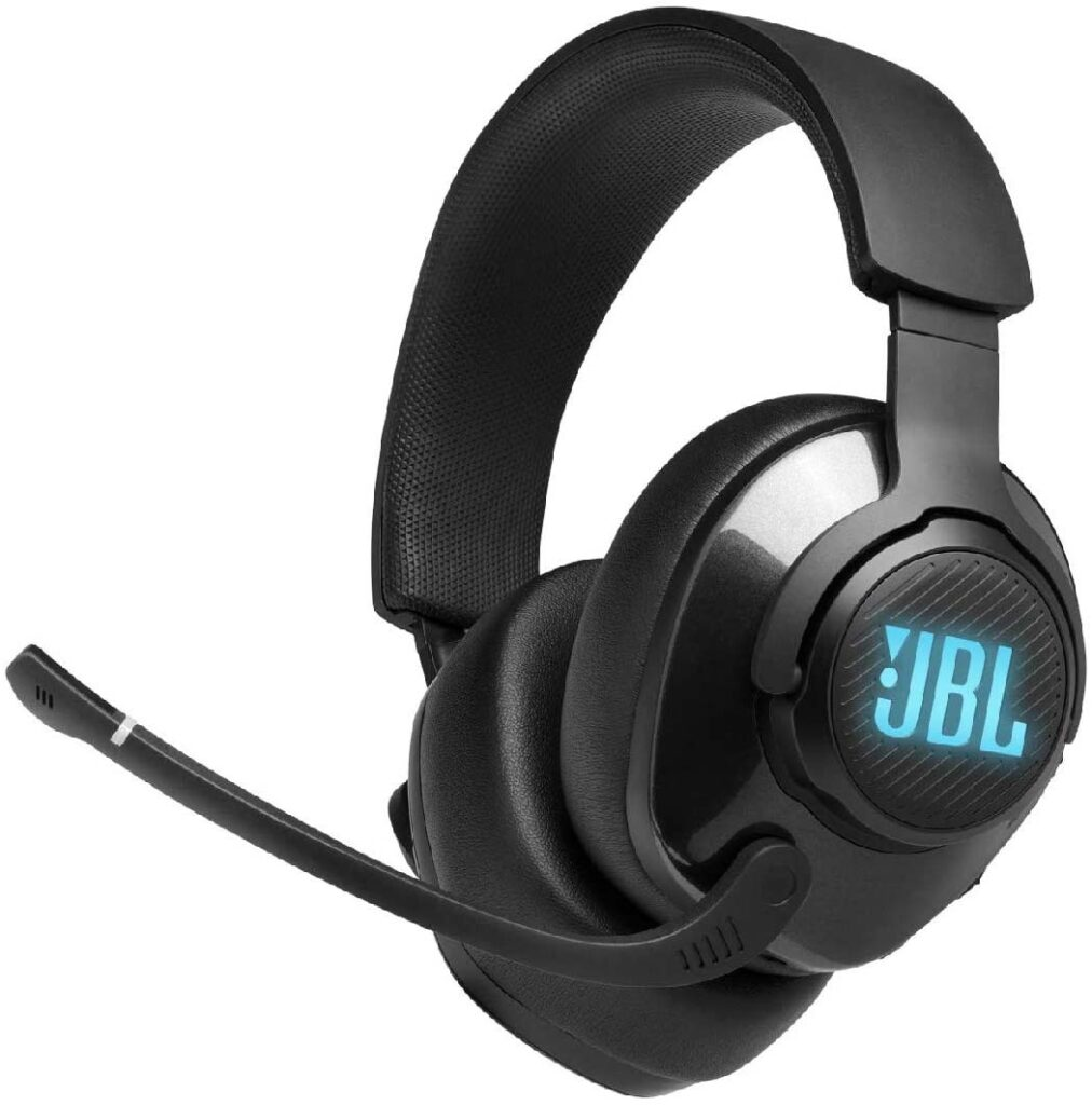 JBL Quantum 400 A Gaming Headset