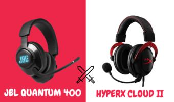 JBL Quantum 400 VS HyperX Cloud 2