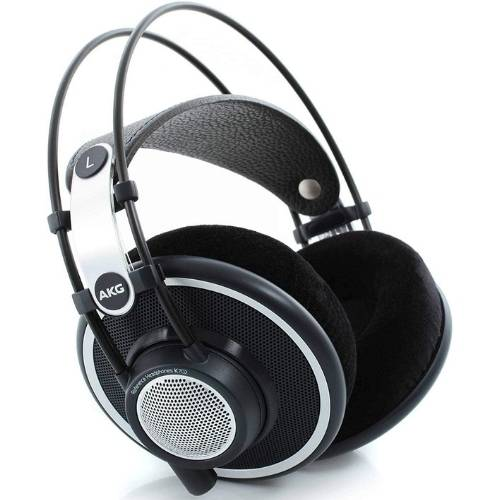 AKG Pro Audio K702; Open-Back Headphone with Good Sound Quality