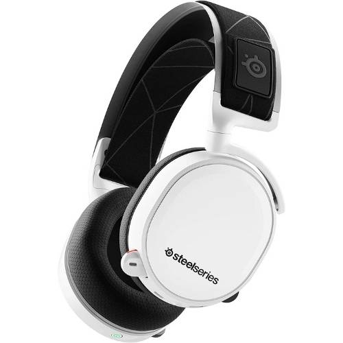 SteelSeries Arctis 7 Headset in White Color