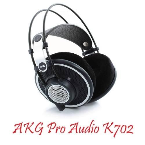 AKG Pro Audio K702 - Open-Back Headphone