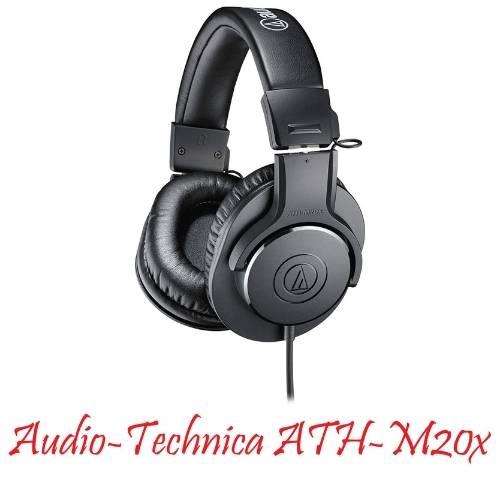 Audio-Technica ATH-M20x -Open-Back Headphone