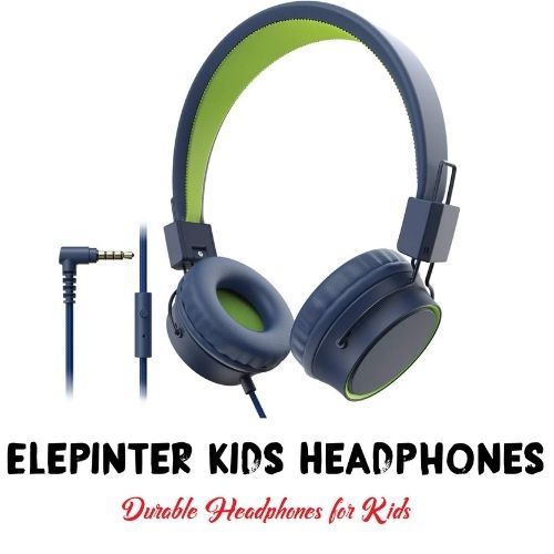 A Picture of Elepinter Kids Headphones