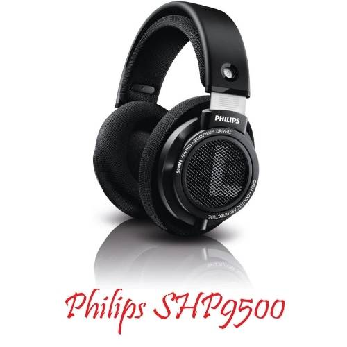 Philips SHP9500 - Budget-Friendly Audiophile Headphone