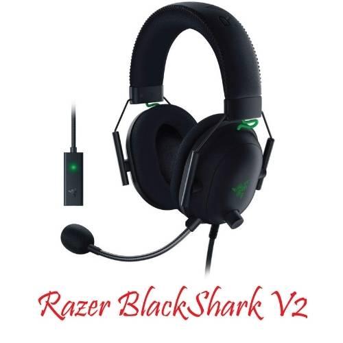 Razer BlackShark V2 Gaming Headphone