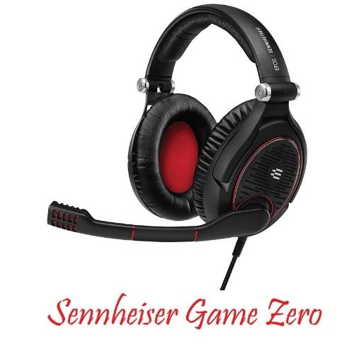 Sennheiser Game Zero - Closed-Back Gaming Headphone