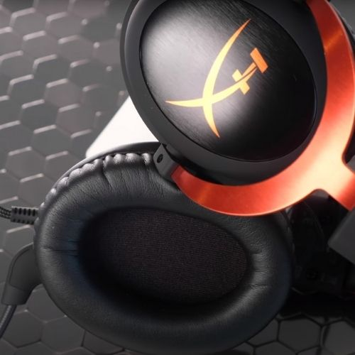 HyperX Cloud II with Robust Build Quality